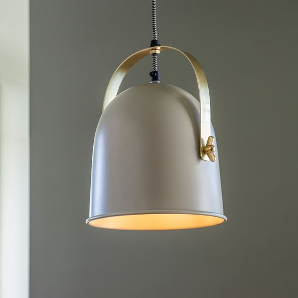 Pasadena Pendant Light in Mink