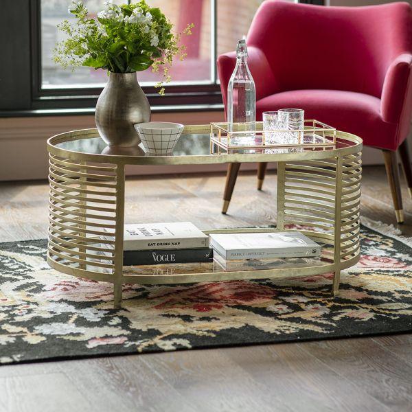 Rockefeller Coffee Table