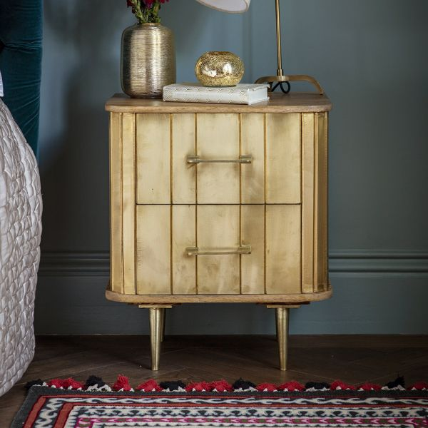 Broadway Bedside Drawers