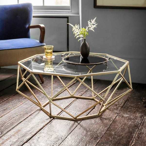 Solitaire Coffee Table