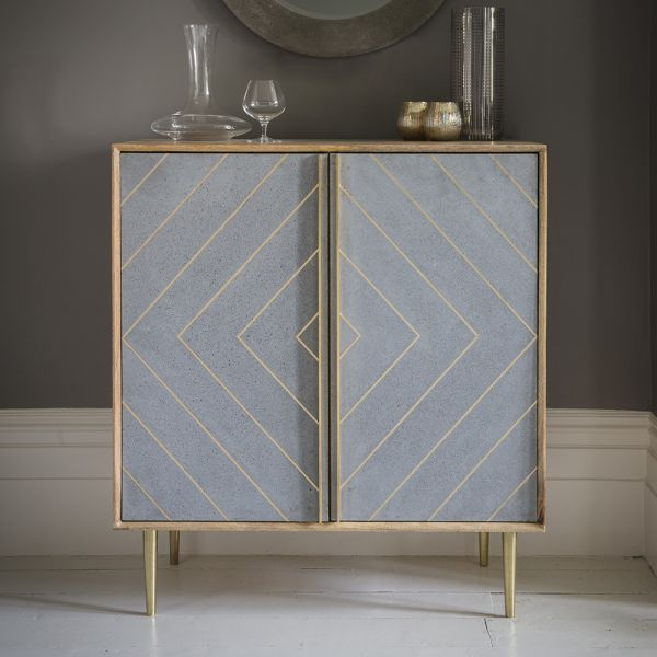 Toshi Drinks Cabinet