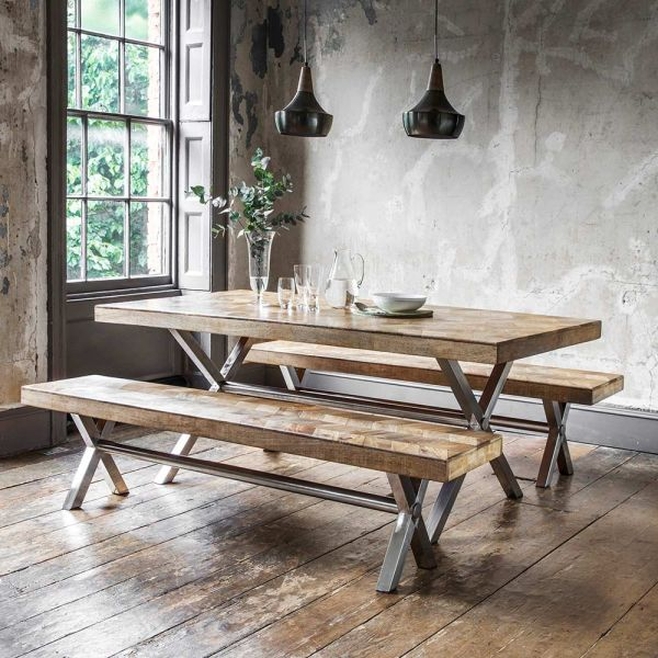 Logan Dining Table - Large