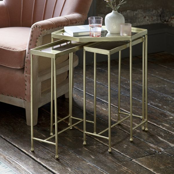 Vulcan Nesting Side Tables