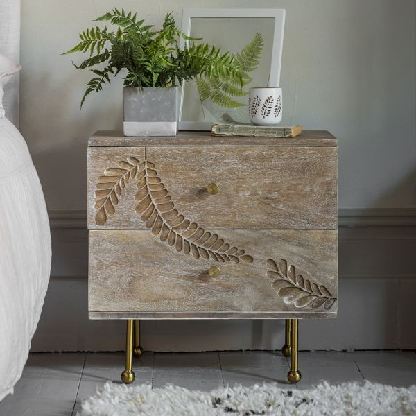 Fern Bedside Drawers
