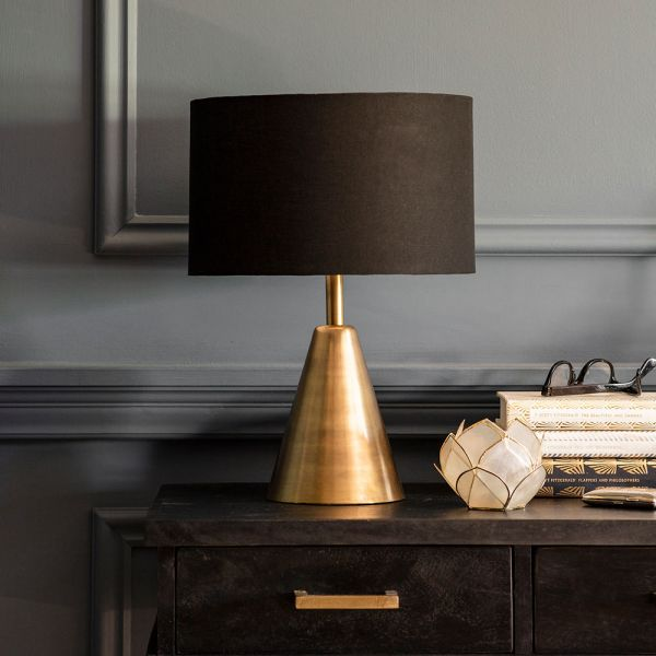Apollo Table Light with Shade