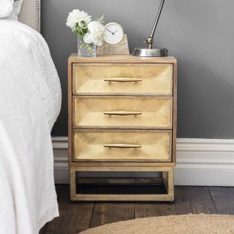 Pascali Bedside Drawers