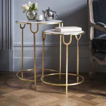Gatsby Nesting Side Tables