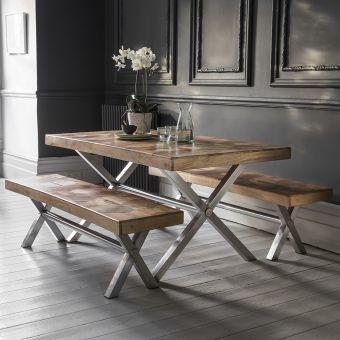 Honeycomb Dining Table - Medium