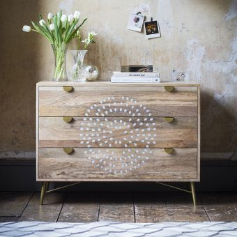 Chakra Chest of Drawers