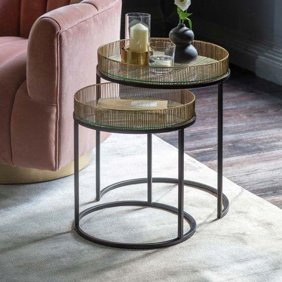 Doris Nesting Side Tables