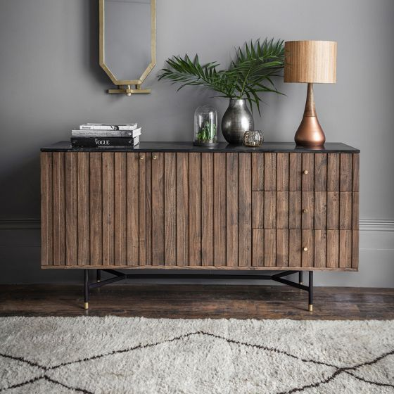 Berkeley Marble Sideboard