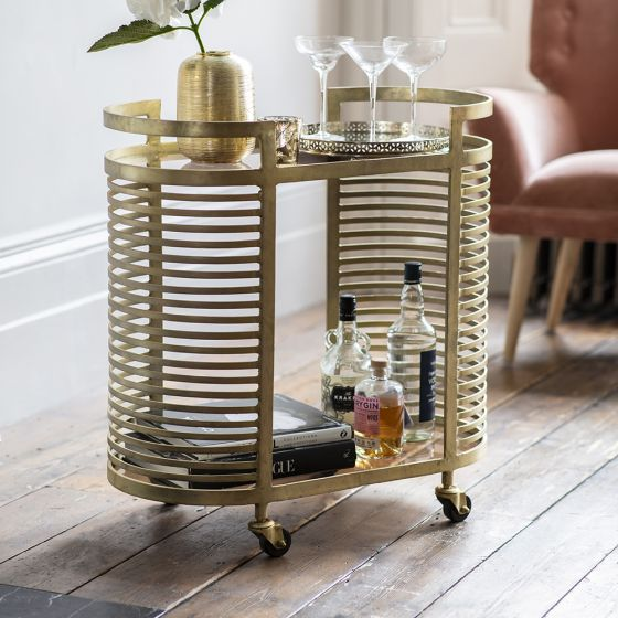 Rockefeller Drinks Trolley