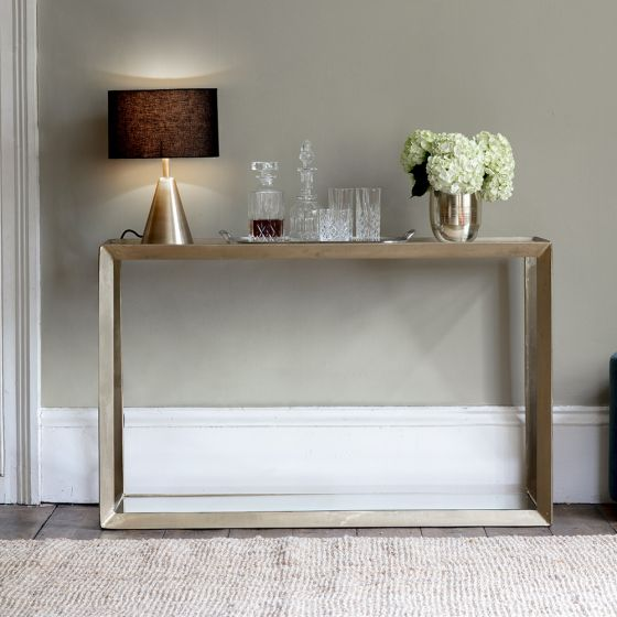 Belvedere Console Table