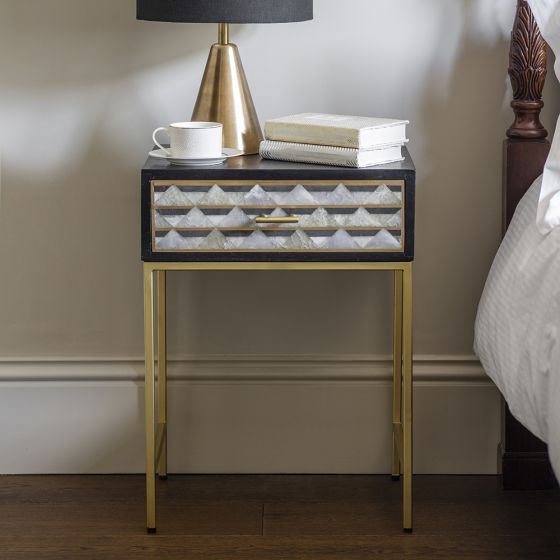 Cascade Bedside Drawer