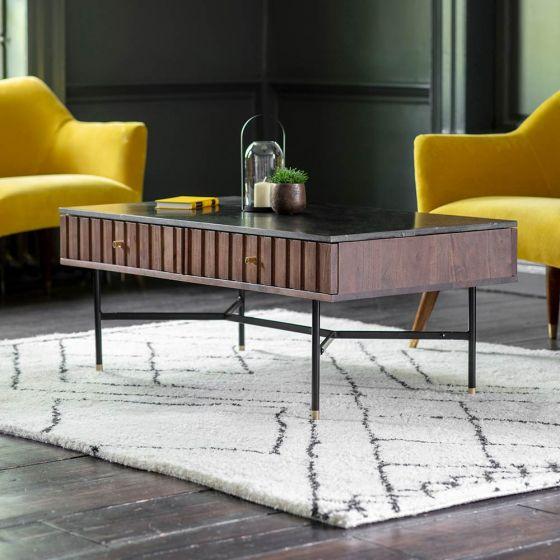 Berkeley Marble Coffee Table