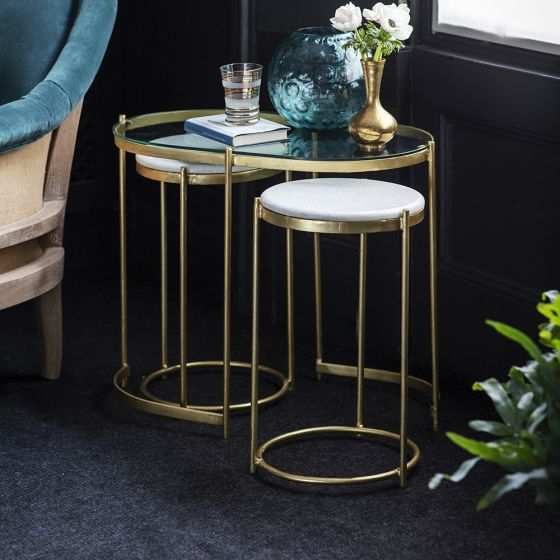 Trinity Nesting Side Tables