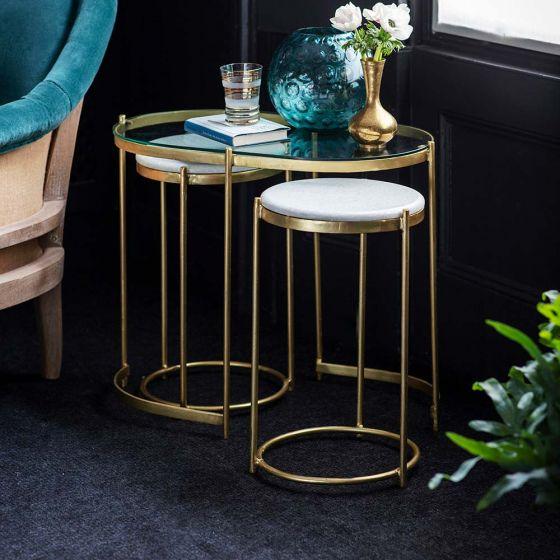 Trinity Nesting Side Tables