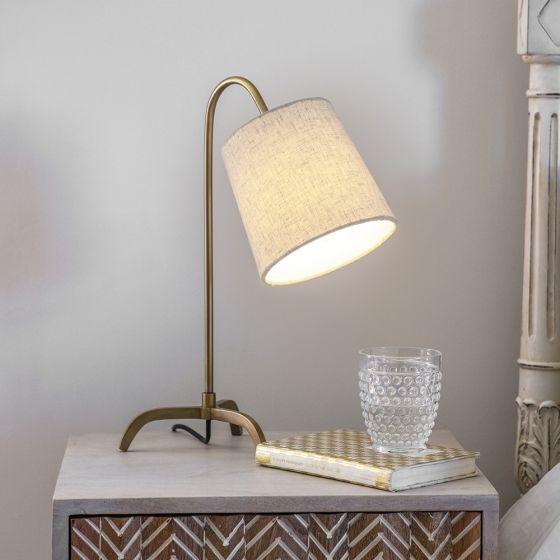 Chamberlain Table Light - Brass