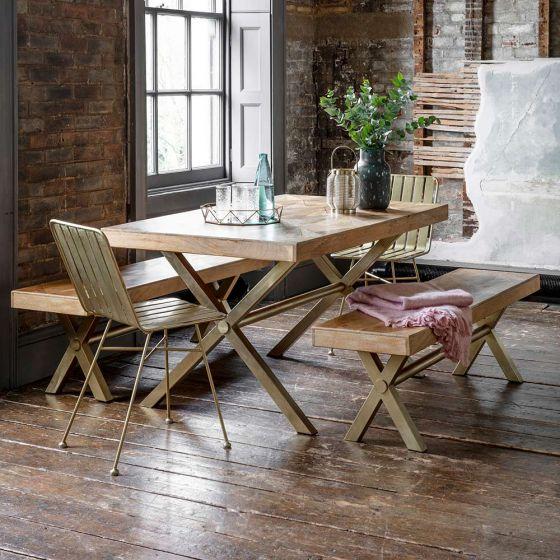 Reeves Dining Table - Medium