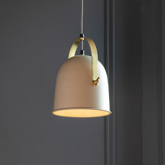Pasadena Pendant Light in Mink