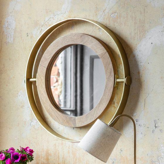 Bailey Wall Mirror
