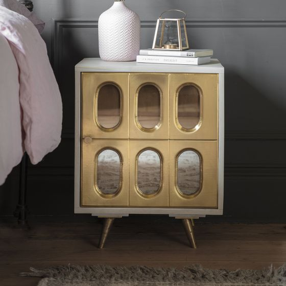 Fernando Bedside Cabinets