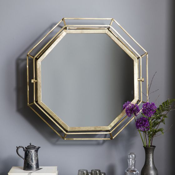 Octavia Wall Mirror