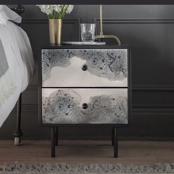 Mercury Bedside Drawers