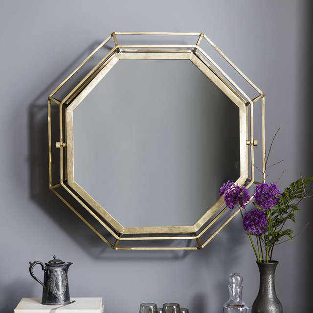 The Octavia Wall Mirror