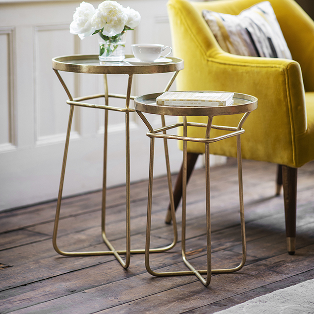 The Aliya Side Tables
